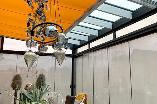 Luxuriöser D & F Sommergarten in Aerzen
