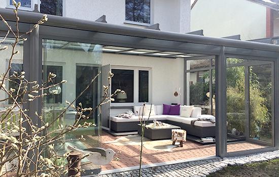 Qualitätsarbeit D & F Wintergarten in Bad Oeynhausen