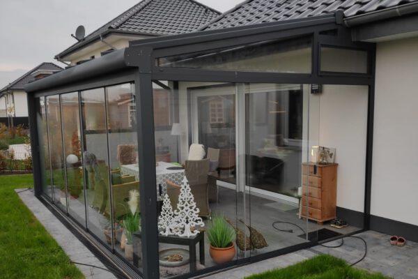 Exklusiver D & F Wintergarten in Bad Salzuflen