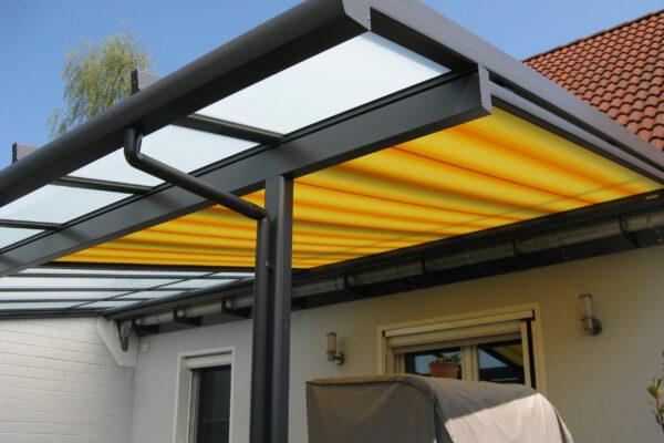 D & F individuelle Terrassenüberdachung